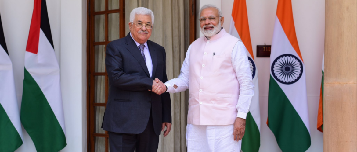 India joins UN Observance of International Day of Solidarity with the Palestinian People