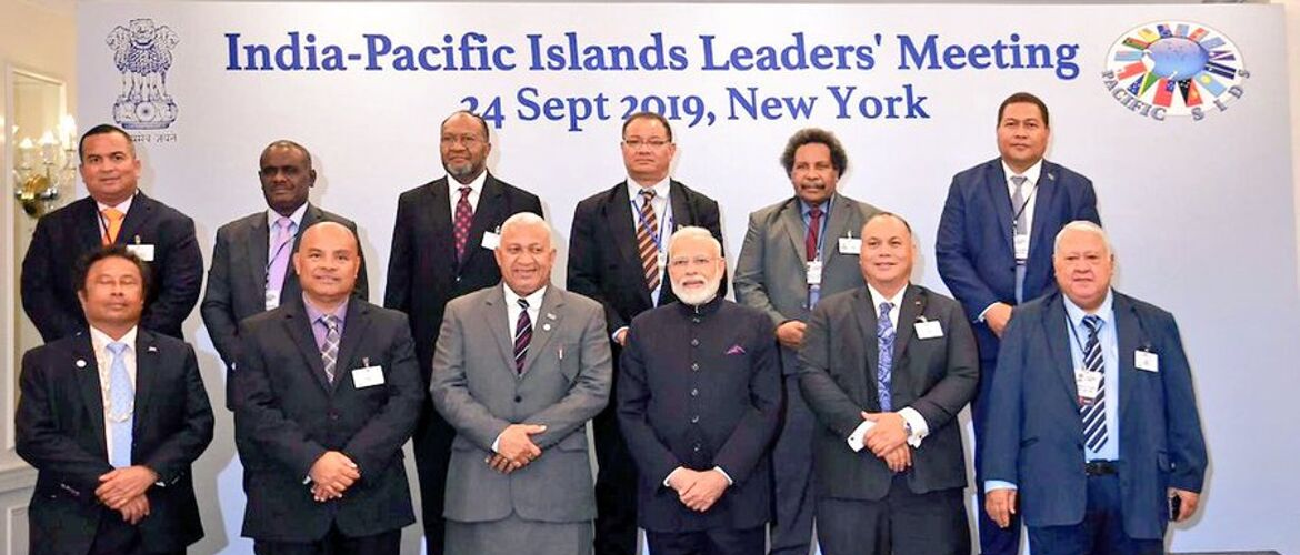 India-Pacific Islands Leaders' Meeting