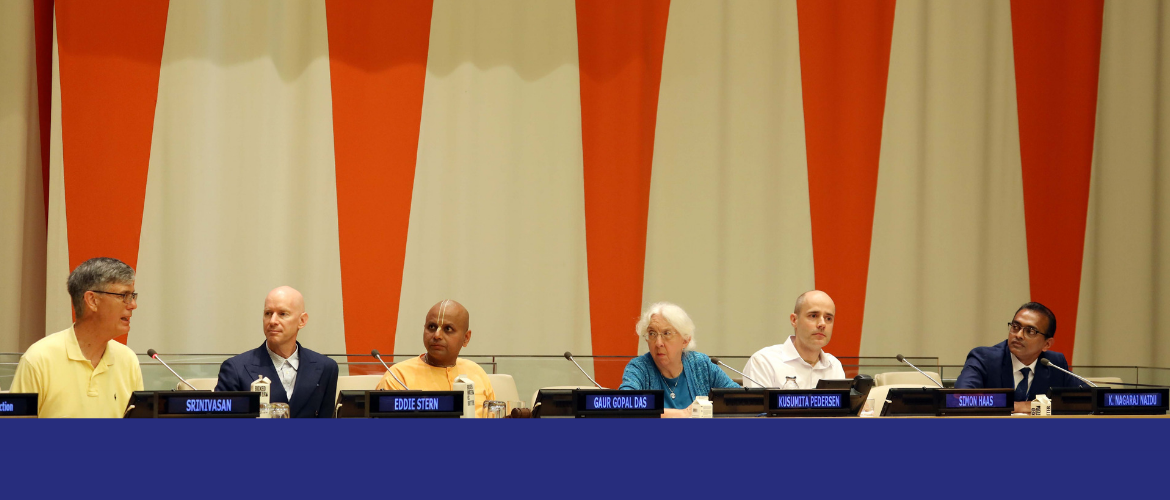 "Panel Discussion ""Yoga 4 Climate Action"" on the occasion of the 5th International Day of Yoga"